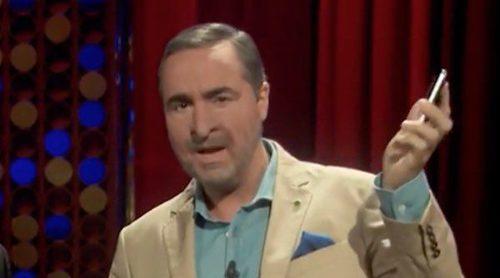 Raúl Pérez se convierte en Carlos Herrera en una nueva e hilarante imitación de 'Late Motiv'
