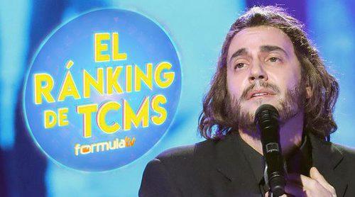 'El Ranking de TCMS': ¿Ha estado Miquel Fernández a la altura de Salvador Sobral?