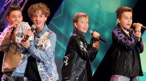 """Eurovisión Junior 2017: FOURCE representa a Países Bajos con la canción """"Love Me"""""""