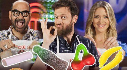 'Sí, MasterChef': ¿Acertarán los aspirantes a 'MasterChef Celebrity 2' qué alimento están probando?