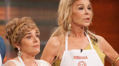 """Bibiana y Anabel ('MasterChef'): """"Nosotras no tenemos el desgaste emocional que tenían Loles y Fernando"""""""