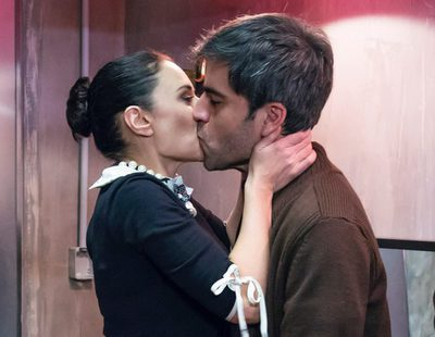 Promo de 'La que se avecina': Teodoro y Yoli ocultan su relación a Amador en el 10x05