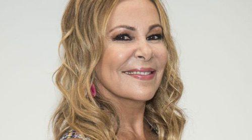 """Ana Obregón: """"Tengo proyectos para televisión, pero no los quiero y los voy dejando de lado"""""""