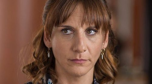 """Malena Alterio: """"'Vergüenza' tendrá una segunda temporada de siete capítulos que grabaremos en primavera"""""""