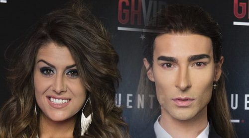 """Miguel y Clara ('GH 17'): """"La auténtica revolución sería un reencuentro de todas las ediciones"""""""