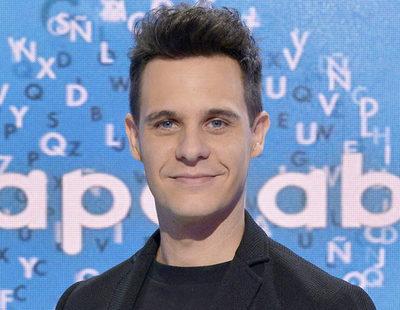 """Christian Gálvez ('Pasapalabra'): """"En Telecinco están los mejores presentadores de prime time"""""""