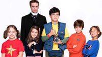 """Los niños de 'Club Houdini': """"Rodar esta serie ha sido emocionante no, lo siguiente"""""""