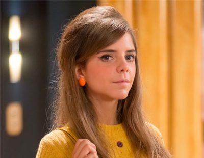 """Lucía Díez: """"Mis personajes de 'Si fueras tú' y 'Velvet' son opuestos, si se conociesen sería gracioso"""""""