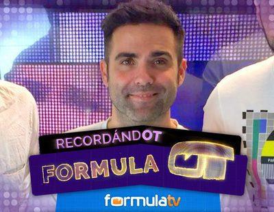 'Fórmula OT': Naim Thomas recuerda su paso por 'OT 1' y hace balance tras 'OT. El Reencuentro'