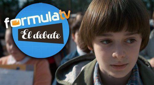'FormulaTV. El debate': ¿Ha decepcionado la segunda temporada de 'Stranger Things'?