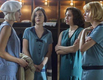 Promo de la segunda temporada de 'Las chicas del cable'