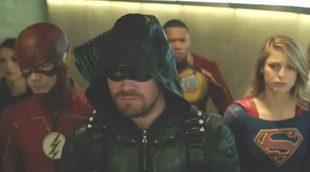 Promo del crossover de 'Flash', 'Arrow', 'Supergirl' y 'Legends of Tomorrow' en The CW