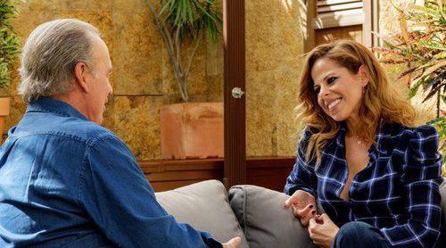 'Mi casa es la tuya': Pastora Soler se emociona con Bertín al recordar su paso por Eurovisión