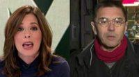 """Monedero y Mamen Mendizábal protagonizan una tensa entrevista en 'Más vale tarde': """"Sed serios"""""""