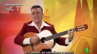 """'El intermedio' parodia """"Amigos para siempre"""" con Mariano Rajoy y Carles Puigdemont como protagonistas"""