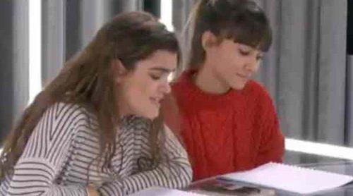 """'OT 2017': Amaia y Aitana ensayan por primera vez """"Con las ganas"""" de Zahara, su canción para la gala 4"""
