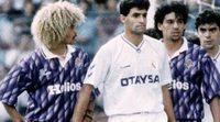 """Valderrama agradece a Michel que """"le tocara los huevos"""" en un partido de fútbol del 91"""