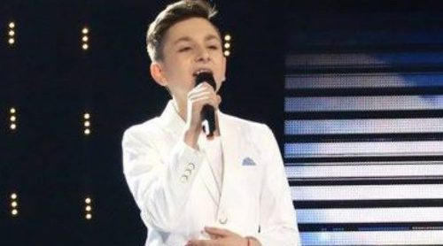 "Eurovisión Junior 2017: Grigol Kipshidze representa a Georgia con la canción ""Voice of the heart"""