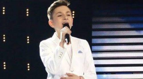 """Eurovisión Junior 2017: Grigol Kipshidze representa a Georgia con la canción """"Voice of the heart"""""""