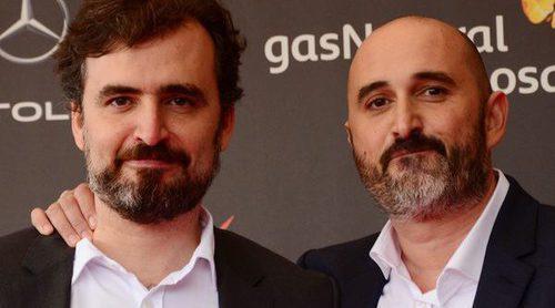 """Hermanos Sánchez-Cabezudo: """"'La zona' no tendría sentido fuera de una plataforma"""""""