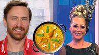 Los famosos internacionales de los MTV EMAs 2017 opinan de dos iconos españoles: Belén Esteban y la paella