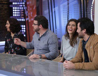 Los actores de 'Al salir de clase' se reencuentran en 'Likes' y repasan el éxito de la serie