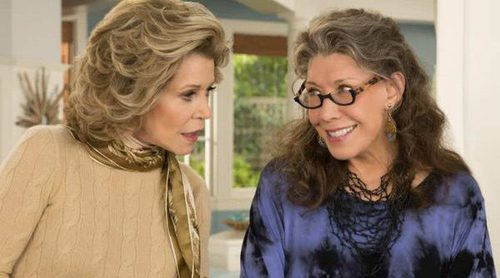 Promo de la cuarta temporada de 'Grace and Frankie'