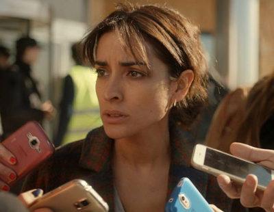 """Inma Cuesta ('El accidente'): """"He tenido mucha libertad. Utilicé mi acento y no quería que me maquillasen"""""""