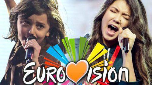 Eurovisión Diaries: Analizamos los 16 participantes y canciones de Eurovisión Junior 2017