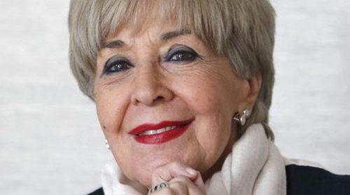 """Concha Velasco: """"Prefiero la segunda temporada de 'Las chicas del cable' porque Doña Carmen tiene más peso"""""""