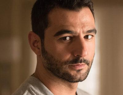 """Antonio Velázquez ('Las chicas del cable'): """"Ha sido un regalo enterarme de que estoy en la tercera temporada"""""""