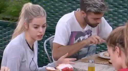"""Nerea relata en 'OT 2017' la agresión homófoba a Los Javis: """"Cogió un plato y le dio a Ambrossi"""""""