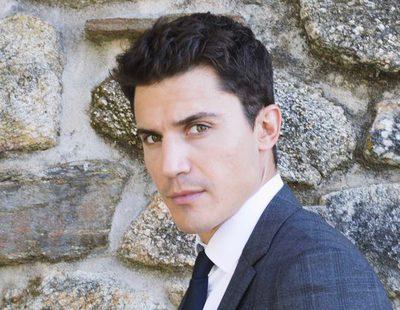"""Álex González: """"La comparativa con 'El Príncipe' es inevitable pero 'Vivir sin permiso' no tiene nada que ver"""""""
