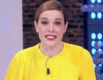 """Raquel Sánchez Silva se emociona en el final de 'Likes': """"¡Qué rabia! ¡Qué pena! Os echaremos mucho de menos"""""""