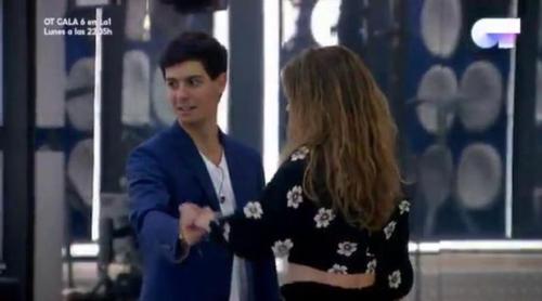 """'OT 2017': Amaia y Alfred bailan ''Bella y Bestia Son"""", el tema principal de la BSO de """"La Bella y la Bestia"""""""