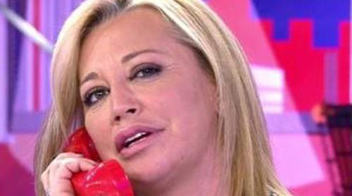 La divertida llamada entre Belén Esteban y Amaia ('OT 2017') que ha conquistado a las redes