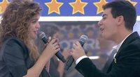 "'OT 2017': Amaia y Alfred interpretan ""Escondidos"" en 'El chat'"