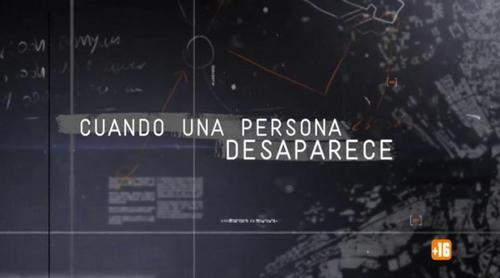 TVE promociona 'Desaparecidos', el nuevo formato de Paco Lobatón
