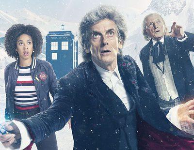 "Nuevo tráiler del especial navideño de 'Doctor Who' titulado ""Twice Upon A Time"""