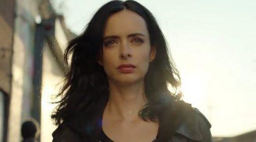 Netflix lanza el nuevo tráiler de la segunda temporada de 'Jessica Jones' que arranca el 8 de marzo
