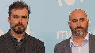 """Alberto y Jorge Sánchez-Cabezudo ('La zona'): """"En principio, habrá una segunda temporada"""""""