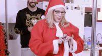 La Mamá Noel más seductora lo da todo bailando en una barra en 'Ven a cenar conmigo'