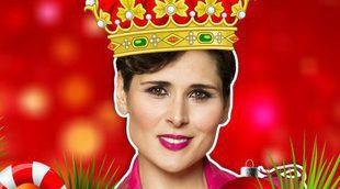 Mensaje navideño de Su Majestad Eurovisiva Rosa López para los usuarios de FormulaTV