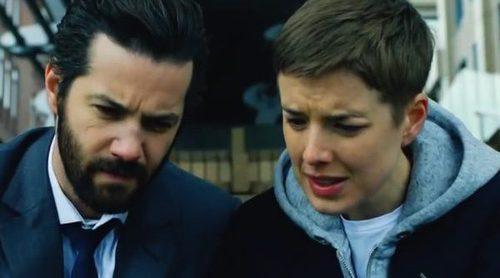 Tráiler de la primera temporada de 'Hard Sun', un thriller preapocalíptico ambientado en Londres