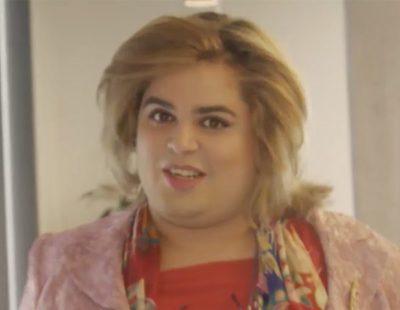 Paquita Salas se declara fan de 'Las chicas del cable' en un nuevo teaser de su llegada a Netflix
