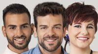 """Ricky, Marina y Juan Antonio: """"Regresar a 'OT 2017' fue raro porque ya conocíamos la repercusión del 24 horas"""""""