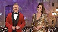 La presentadora José Toledo se equivoca de década al felicitar el año en las Campanadas de TVE en Canarias