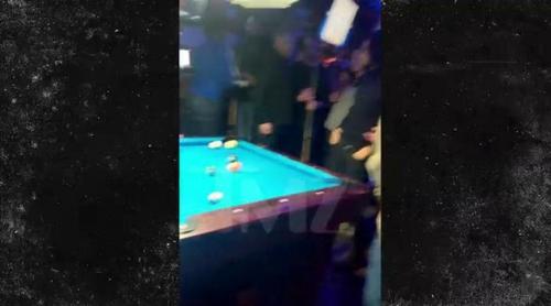 Kit Harington ('Juego de Tronos'), muy borracho, peleándose en un bar de Nueva York