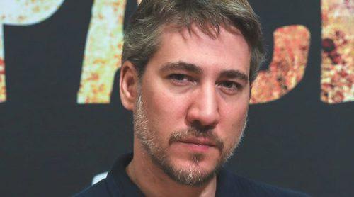 """Alberto Ammann: """"'Apaches' no es familiar. La ficción es muy honesta y en los temas que toca va a saco"""""""