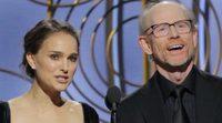 """El zasca de Natalie Portman que deja en evidencia a los Globos de Oro 2018: """"Todos los nominados son hombres"""""""